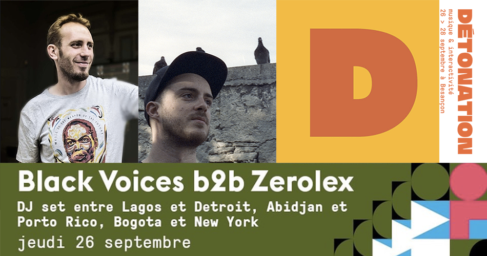Zerolex Black Voices